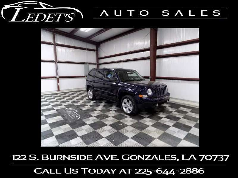 2016 Jeep Patriot Latitude - Ledet's Auto Sales Gonzales_state_zip in Gonzales Louisiana