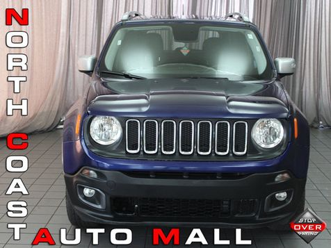 2016 Jeep Renegade Limited in Akron, OH