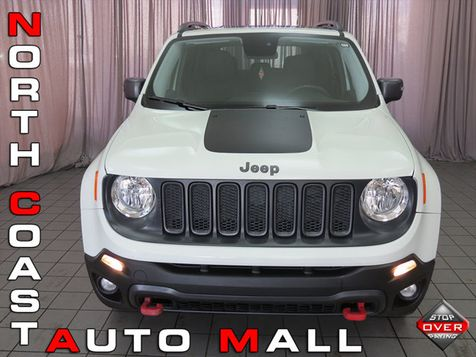 2016 Jeep Renegade Trailhawk in Akron, OH