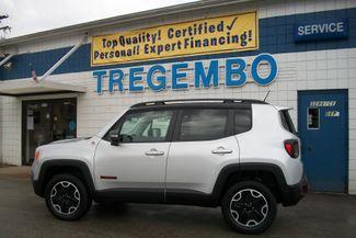 2016 Jeep Renegade 4X4 Trailhawk Bentleyville, Pennsylvania 57