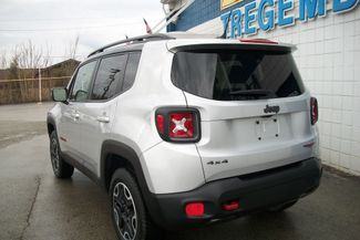 2016 Jeep Renegade 4X4 Trailhawk Bentleyville, Pennsylvania 17
