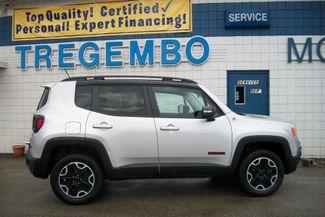 2016 Jeep Renegade 4X4 Trailhawk Bentleyville, Pennsylvania 22
