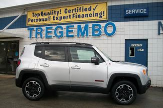2016 Jeep Renegade 4X4 Trailhawk Bentleyville, Pennsylvania 9