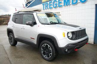 2016 Jeep Renegade 4X4 Trailhawk Bentleyville, Pennsylvania 11