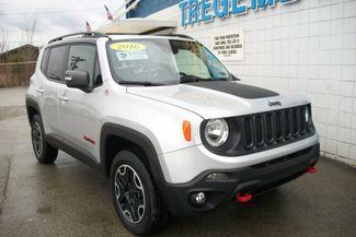 2016 Jeep Renegade 4X4 Trailhawk Bentleyville, Pennsylvania 45