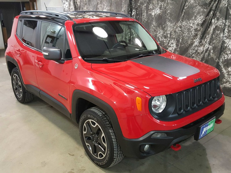 2016 Jeep Renegade Trailhawk in , ND