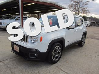 2016 Jeep Renegade Limited Houston, Mississippi