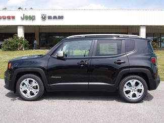 2016 Jeep Renegade Limited Lineville, AL
