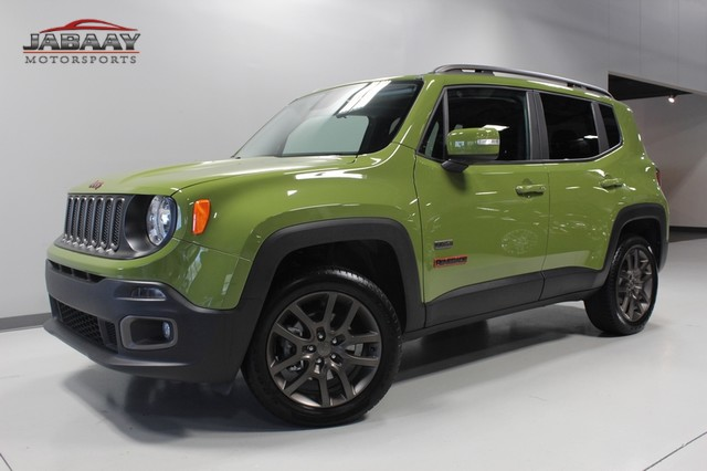 2016 Jeep Renegade 75th Anniversary Merrillville, Indiana 0