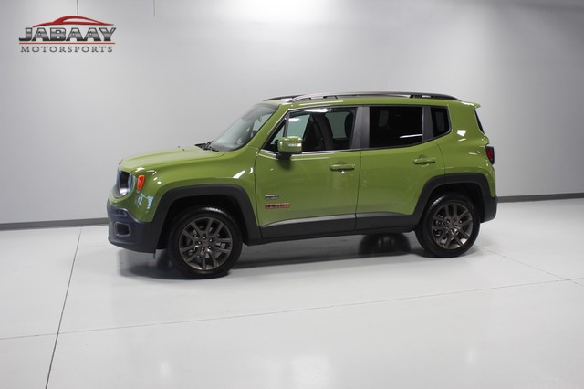 2016 Jeep Renegade 75th Anniversary Merrillville, Indiana 33