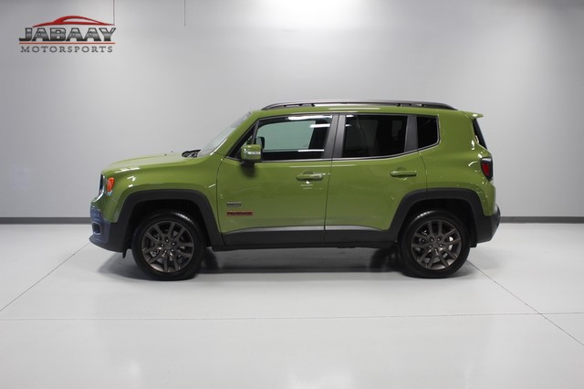2016 Jeep Renegade 75th Anniversary Merrillville, Indiana 34