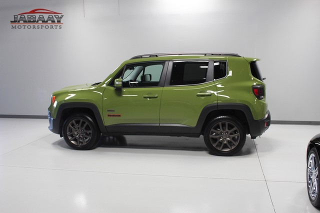 2016 Jeep Renegade 75th Anniversary Merrillville, Indiana 35