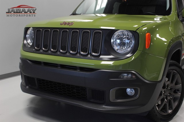 2016 Jeep Renegade 75th Anniversary Merrillville, Indiana 28