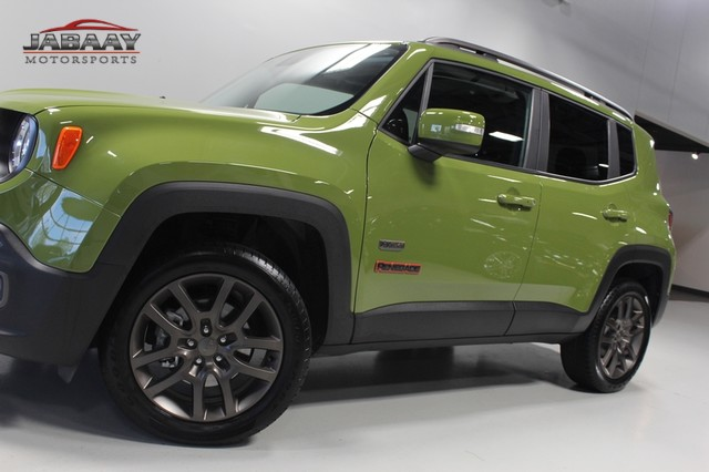 2016 Jeep Renegade 75th Anniversary Merrillville, Indiana 29