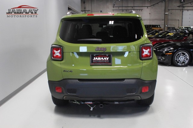 2016 Jeep Renegade 75th Anniversary Merrillville, Indiana 4