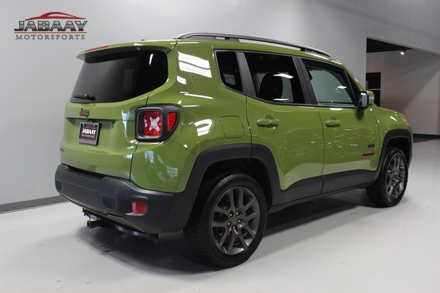 2016 Jeep Renegade 75th Anniversary Merrillville, Indiana 3