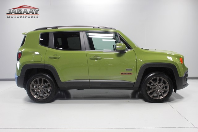 2016 Jeep Renegade 75th Anniversary Merrillville, Indiana 5