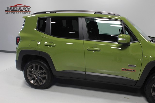 2016 Jeep Renegade 75th Anniversary Merrillville, Indiana 36