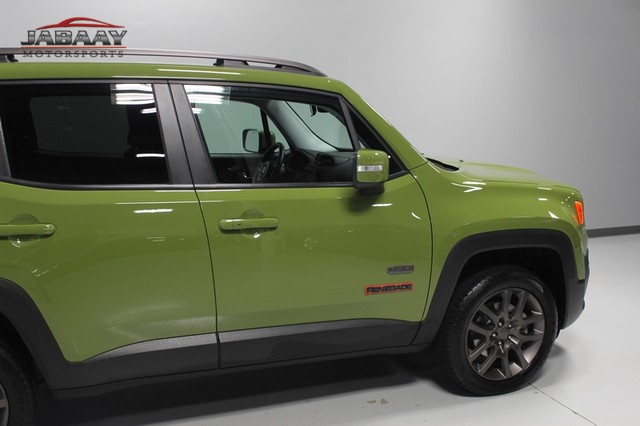 2016 Jeep Renegade 75th Anniversary Merrillville, Indiana 37