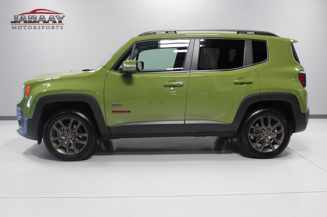 2016 Jeep Renegade 75th Anniversary Merrillville, Indiana 1