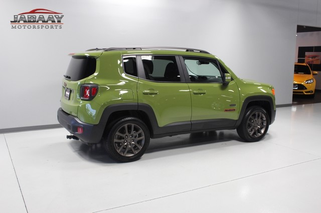 2016 Jeep Renegade 75th Anniversary Merrillville, Indiana 38