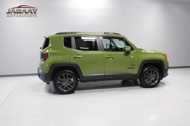 2016 Jeep Renegade 75th Anniversary Merrillville, Indiana 39
