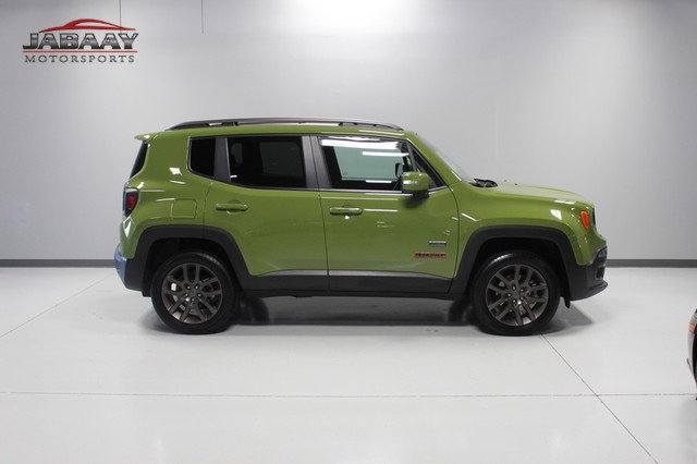 2016 Jeep Renegade 75th Anniversary Merrillville, Indiana 40