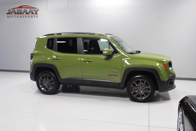 2016 Jeep Renegade 75th Anniversary Merrillville, Indiana 41