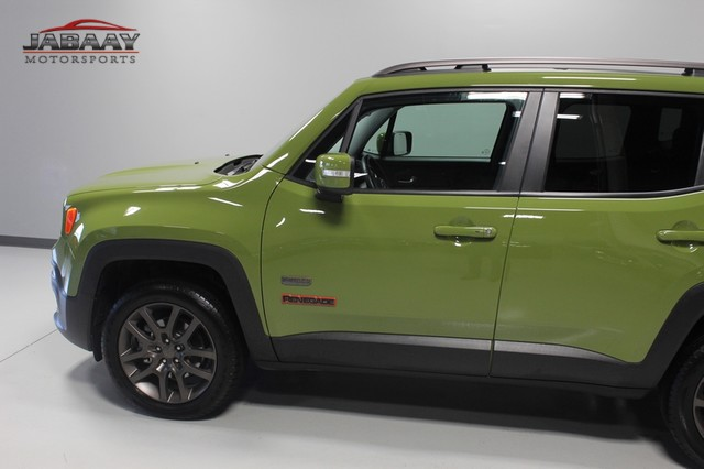 2016 Jeep Renegade 75th Anniversary Merrillville, Indiana 30