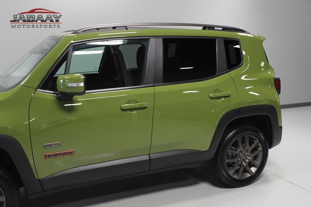 2016 Jeep Renegade 75th Anniversary Merrillville, Indiana 31