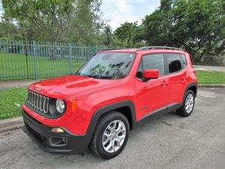 2016 Jeep Renegade Latitude Miami, Florida 0