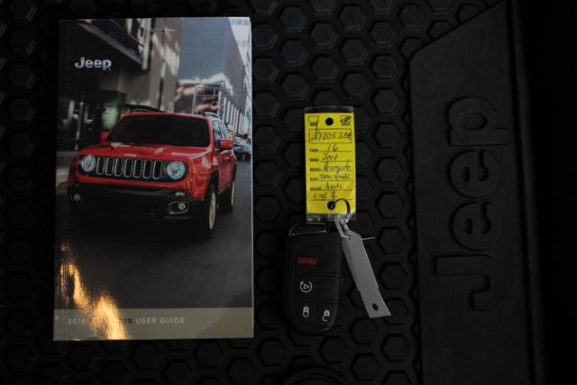 2016 Jeep Renegade Trailhawk 4WD - TOMAHAWK PKG - NAV - SUNROOF! Mooresville , NC 19