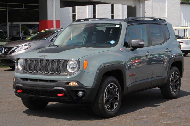 2016 Jeep Renegade Trailhawk 4WD - TOMAHAWK PKG - NAV - SUNROOF! Mooresville , NC 23