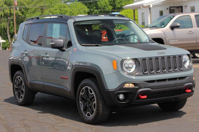 2016 Jeep Renegade Trailhawk 4WD - TOMAHAWK PKG - NAV - SUNROOF! Mooresville , NC 22