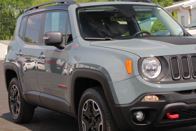 2016 Jeep Renegade Trailhawk 4WD - TOMAHAWK PKG - NAV - SUNROOF! Mooresville , NC 26