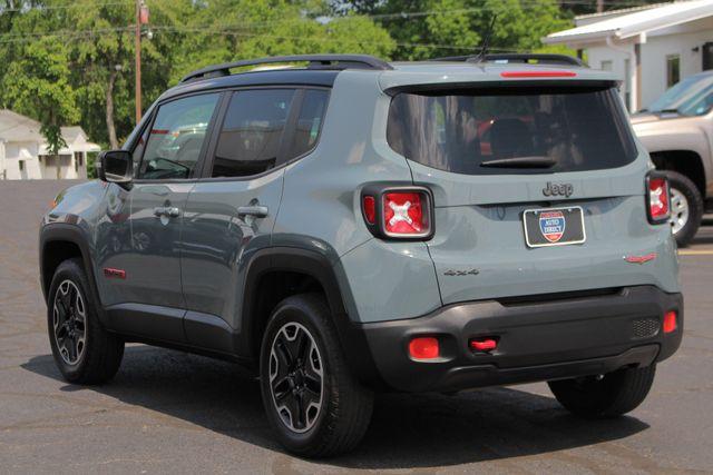 2016 Jeep Renegade Trailhawk 4WD - TOMAHAWK PKG - NAV - SUNROOF! Mooresville , NC 25
