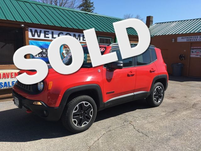 2016 Jeep Renegade Trailhawk 4X4 Ontario, OH