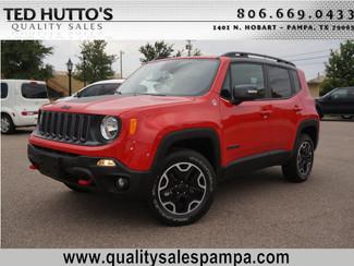 2016 Jeep Renegade Trailhawk Pampa, Texas
