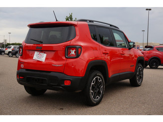 2016 Jeep Renegade Trailhawk Pampa, Texas 2