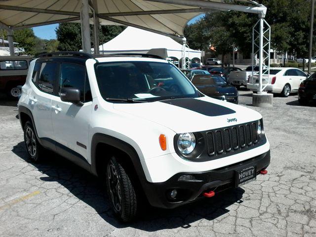 2016 Jeep Renegade Trailhawk 4x4 San Antonio, Texas 1