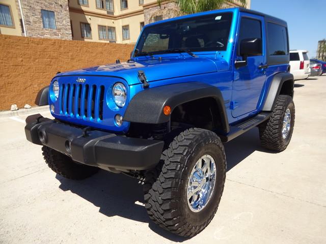 2016 Jeep Wrangler Sport Corpus Christi, Texas 0