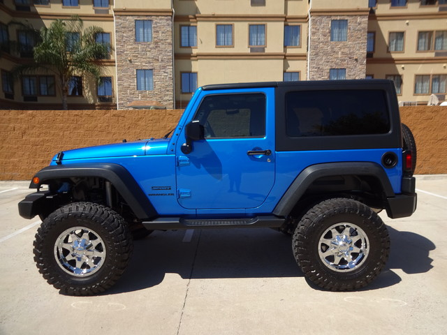 2016 Jeep Wrangler Sport Corpus Christi, Texas 4