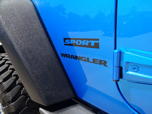 2016 Jeep Wrangler Sport Corpus Christi, Texas 11