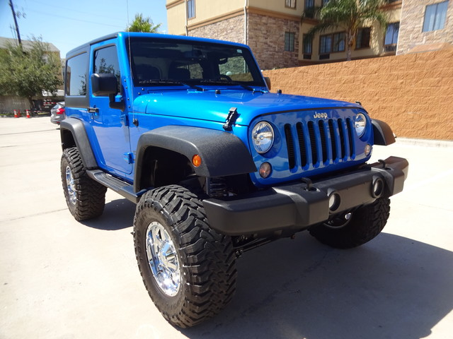 2016 Jeep Wrangler Sport Corpus Christi, Texas 1