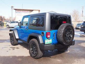 2016 Jeep Wrangler Willys Wheeler Englewood, CO 7
