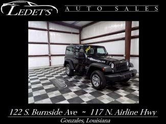 2016 Jeep Wrangler in Gonzales Louisiana