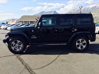 2016 Jeep Wrangler Unlimited Sahara 4WD LINDON, UT 2
