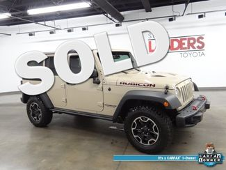 2016 Jeep Wrangler Unlimited Rubicon Little Rock, Arkansas