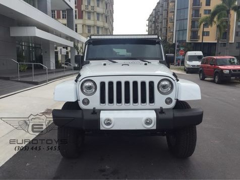 2016 Jeep Wrangler Unlimited Sahara | Miami, FL | EuroToys in Miami, FL