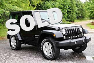 2016 Jeep Wrangler Sport Mooresville, North Carolina